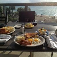 Photo taken at Alba Seaside Italian by An N. on 5/18/2013