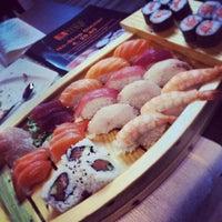 Photo taken at Tao Sushi Restaurant by Chiara B. on 5/29/2013