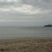 Photo taken at Praia Alegre by Von der Liebl on 6/16/2013