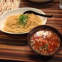 Photo taken at ラーメン ワインバル食堂 nico by hidea on 9/25/2013