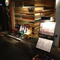 Photo taken at ラーメン ワインバル食堂 nico by hidea on 7/22/2013