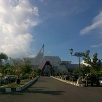 Photo taken at Museum Gunung Api Merapi by soraya on 6/30/2013