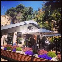 Photo taken at Café de Paris by Micha A. on 4/17/2014