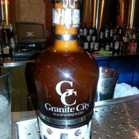 Photo taken at Granite City Food And Brewery by Elvis M. on 12/23/2012