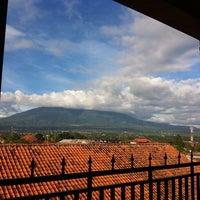 Photo taken at SMP Negeri 1 Bogor by Sakti A. on 6/18/2013