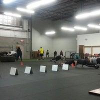 Photo taken at Revolution- Fitness Evolved by Jenn A. on 2/27/2013