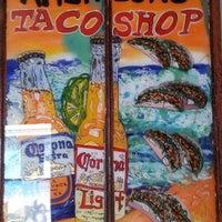 Photo taken at America's Taco Shop by KeL on 3/3/2013