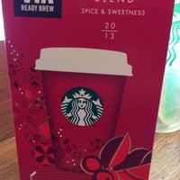 Photo taken at Starbucks by Melissa R. on 12/4/2013