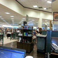 Photo taken at Barnes & Noble by Ike E. on 9/16/2012