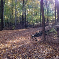 Photo taken at South Mountain Reservation by Rucha G. on 10/20/2012