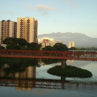 Photo taken at Ponte Velha by Gedson G. on 1/19/2014