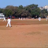 Photo taken at Shivaji Park by Eric B. on 12/29/2012
