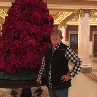 Photo taken at French Lick Springs Resort & Casino by Linda P. on 12/15/2016