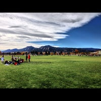 Photo taken at Pleasant View Sports Complex by Daniel P. on 10/20/2012