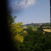 Foto scattata a La Rocca Dei Malatesta da Антон О. il 7/10/2013