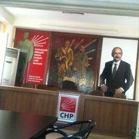 Photo taken at Gaziantep CHP İl Binasi by Ozan G. on 5/20/2013