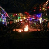 Photo taken at Spider House Patio Bar & Cafe by William M. on 11/14/2012