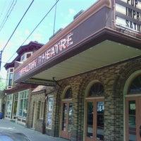 Photo taken at Wealthy Theatre by Devon C. on 5/15/2013