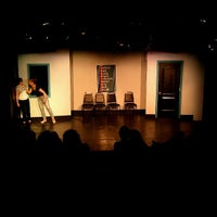 Photo taken at Magnet Theater by Christopher on 7/12/2013