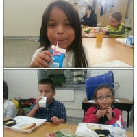 Photo taken at Roth Elementary by Monica B. on 12/10/2012