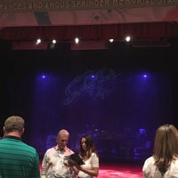 Photo taken at The Palace Theatre by Heath C. on 8/6/2016