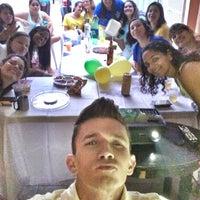 Photo taken at Recinto Tchê! by Teo L. on 6/23/2014