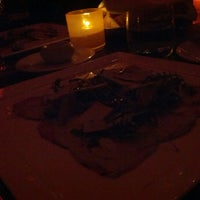 Photo taken at Restaurant Bar Kabana by Nancy J. on 11/25/2012