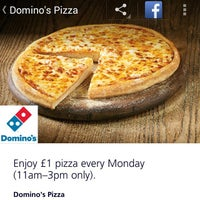 Photo taken at Domino's Pizza by Andrew B. on 2/16/2015