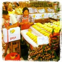 Photo taken at Or Tor Kor Market by Chibie Z. on 10/4/2012