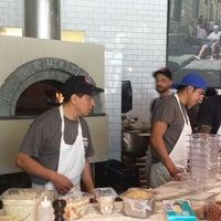 Photo taken at Pizzeria Vetri by Aleicia on 9/4/2013