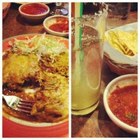 Photo taken at Paradiso Mexican Restaurant by Luke S. on 12/21/2012