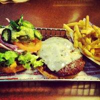 Photo taken at Smashburger by Luke S. on 1/27/2013