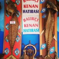 4/14/2013 tarihinde Nisa Nur D.ziyaretçi tarafından Balıkçı Kenan'de çekilen fotoğraf