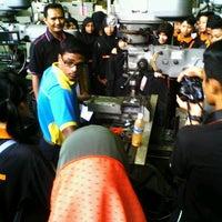 Photo taken at Institut Latihan Perindustrian Pasir Gudang by Muhammad A. on 10/24/2013