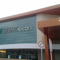 Foto tirada no(a) Boulevard Shopping Nações por Jaime P. em 3/5/2013