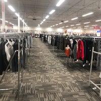 Photo taken at Burlington Coat Factory by Nobody on 1/27/2018