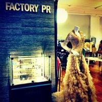 Photo taken at FACTORY PR by Kipton C. on 12/20/2012