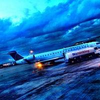 Photo taken at Tulsa International Airport (TUL) by Kipton C. on 2/4/2013