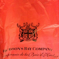 Photo taken at Hudson's Bay by Cinthia D. on 12/30/2012