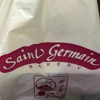 Photo taken at Saint Germain Bakery by Cinthia D. on 12/24/2015