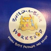 Photo taken at Build-A-Bear Workshop by Cinthia D. on 12/30/2012