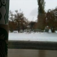 Photo taken at Starbucks by Mathijs W. on 10/23/2012