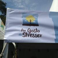 Foto tirada no(a) Feira Gastronômica Ao Gosto Da Stresser por Rodrigo C. em 8/24/2013