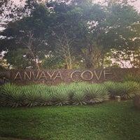 Photo taken at Anvaya Cove Beach & Nature Club by Justyn R. on 4/14/2013