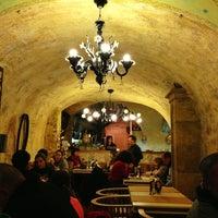 Photo taken at Trattoria by Giovanni by Zdenda B. on 12/29/2012