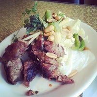 Photo taken at Kin Sen Thai Restaurant by David on 3/29/2014