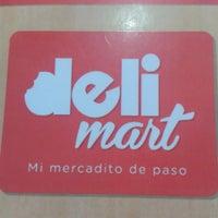 Photo taken at Deli Mart by Julio César C. on 1/13/2014