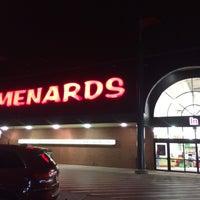 Photo taken at Menards by Thomas P. on 11/7/2015