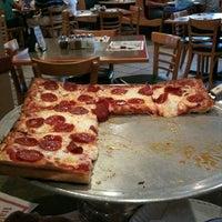 Photo taken at Baris Pasta & Pizza by Justin P. on 9/14/2012