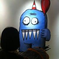 Foto tomada en Vértigo Galería por Daniel F. el 11/24/2012